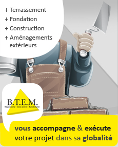 B.T.E.M., Ma�onnerie, Gros Oeuvre, Ravalement